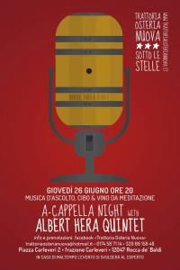 A Cappella Night
