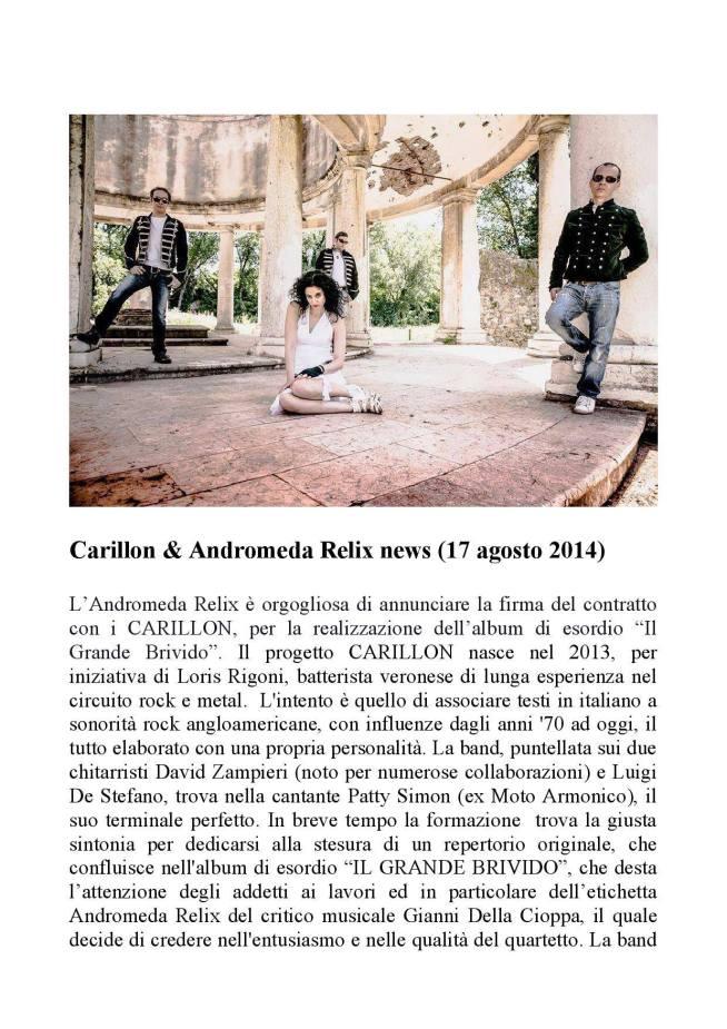 biografia Carillon