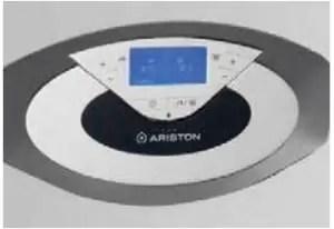 Afisaj Centrale termice Ariston Genus Premium FSSolar FS EVO