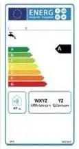 Etichetarea energetica a unui incalzitor de apa conventional