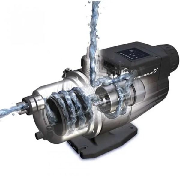 Hidrofor Fara Vas de Expansiune. Metoda Rapida de Alimentare cu Apa