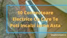 10 Convectoare Electrice Economice Cu Care Te Poti Incalzi Iarna Asta