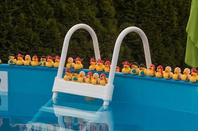 probleme la apa din piscina