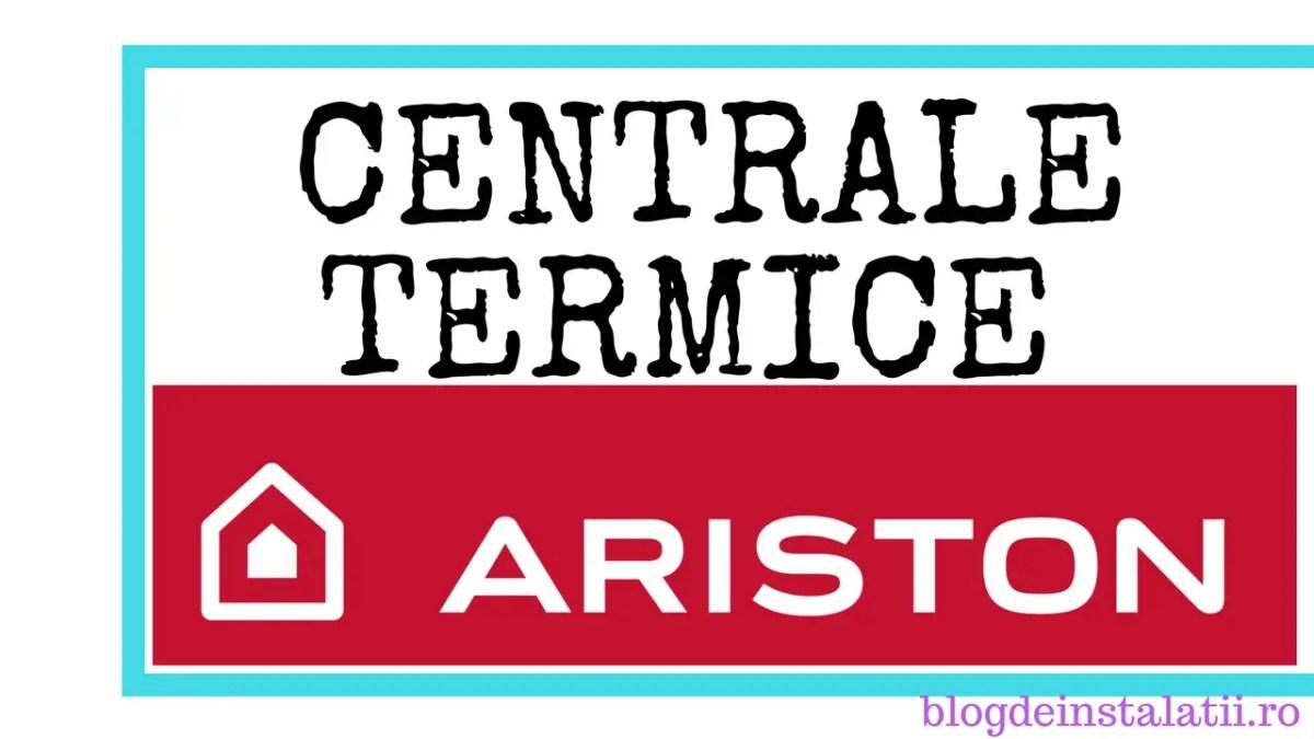 Centrale Termice Ariston