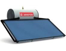 Sistemul de panouri solare cu circulaţie naturală Ariston