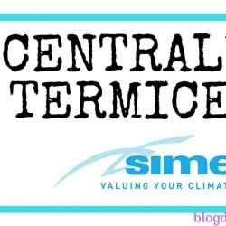 Centrale termice pe gaz Sime