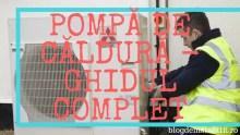 POMPĂ DE CĂLDURĂ - GHIDUL COMPLET