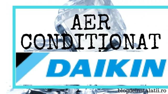 Aparat de aer condiționat Daikin 12000 btu