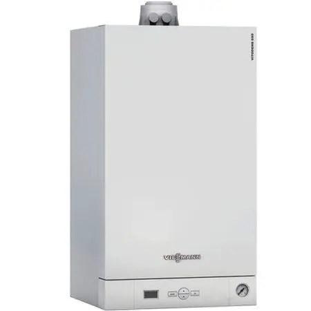 Centrala termică Viessmann Vitodens 050 W 24 kW - Putere Germană!