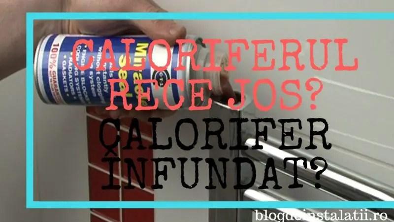 De Ce Am Caloriferul Rece Jos? Poate Ai Un Calorifer Înfundat?