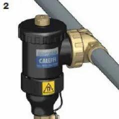 Separator de namol magnetic Dirtmag