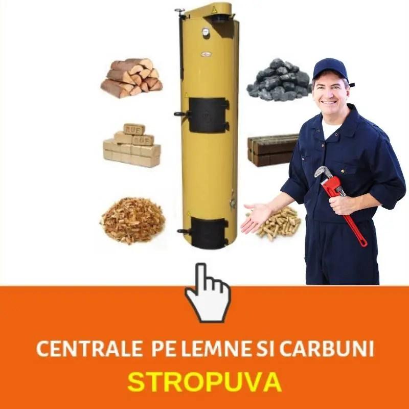 centrale pe lemne si carbuni Stropuva blogdeinstalatii.ro