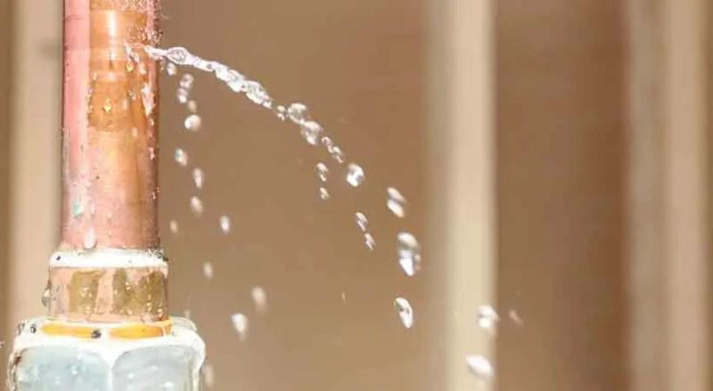 curge apa din centrala termica - probleme cu centrala