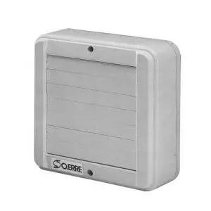 ventilator de perete cu grila antiretur