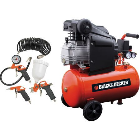 Compresor de aer professional Black&Decker