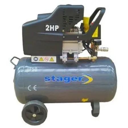 Compresor de aer industrial STAGER HM2050B 50 litri