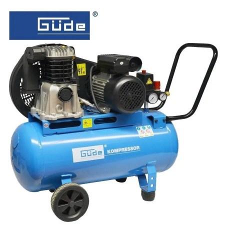 Compressor de 10 bari, 50 L gude