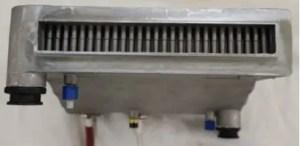 Schimbator de caldura centrala termica Daikin