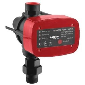 Presostat electronic pentru hidrofoare