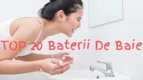TOP 30 Baterii De Baie - blogdeinstalatii.ro