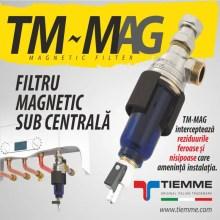 Cum Protejezi Centrala Cu Filtrul Magnetic TM-Mag de la Tiemme BLOG DE INSTALATII