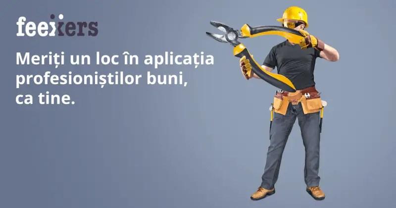 aplicatia pentru instalato in bucuresti feexers BlogdeInstalatii.ro