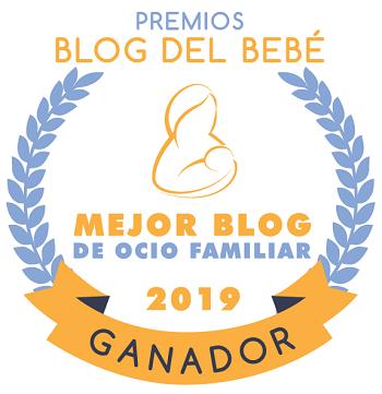 ganadora mejor blog ocio familiar