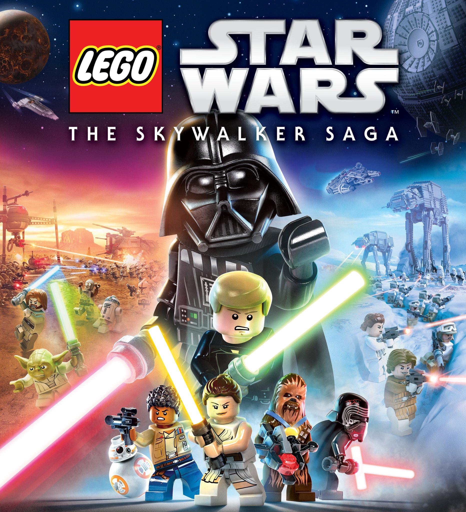 Tráiler y noticias del LEGO Star Wars: La Saga Skywalker