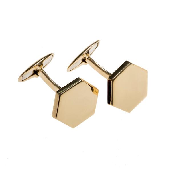 Hex Mónaco de Oro 18K