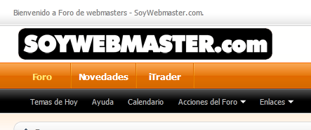 soy webmaster
