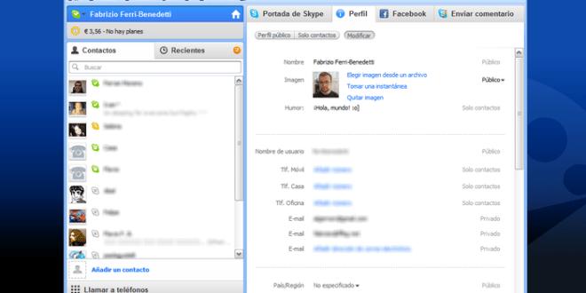 El impacto de Skype
