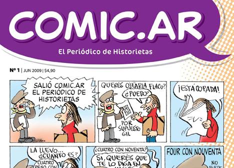 Comics e historietas ganan terreno en blogs. Ahora vuelven al papel