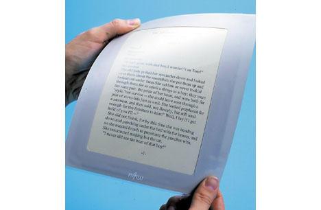 E Inc, el futuro del papel