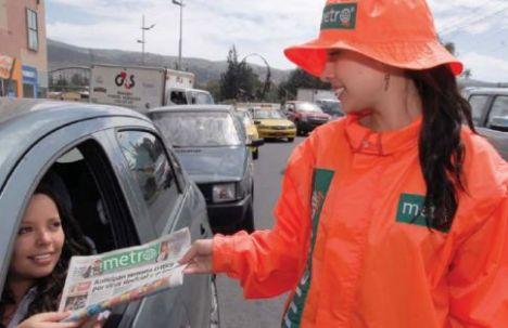 Desde ayer se reparten en Ecuador los nuevos ejemplares de Metro Hoy, en sintonía con la versión internacional del gratuito