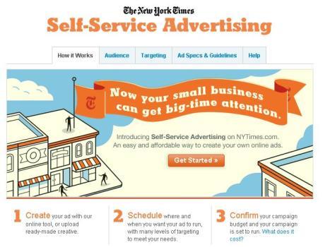 Self Service Advertising, la génesis del modelo que separará a los medios tradicionales de Google