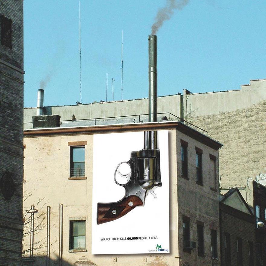 La contaminación del aire mata 60.000 personas al año