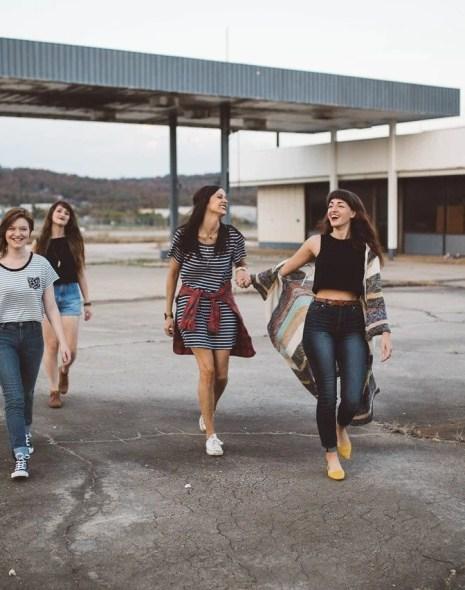 adolescentes moda