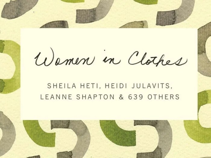 Women in clothes