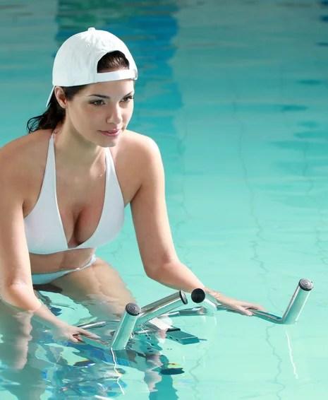 El aquabiking