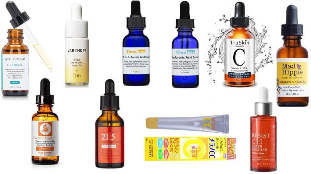 top serum nào tốt nhất được tin dùng