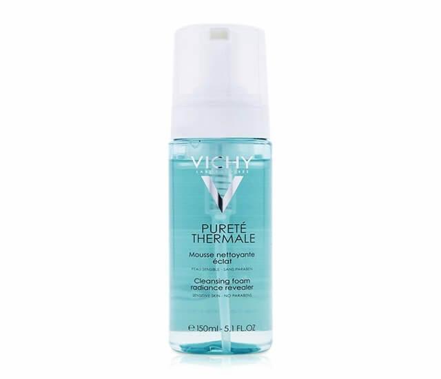 Sữa rửa mặt vichy normaderm giúp giảm dầu nhờn và làm sạch da tốt