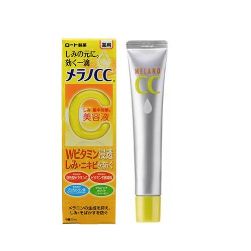 Serum CC Melano Rohto Nhật Bản review