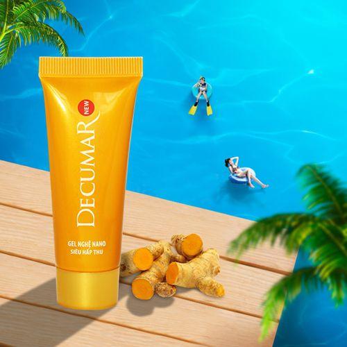 Dercuma trị mụn là sản phẩm thương hiệu Việt được khách hàng tin dùng