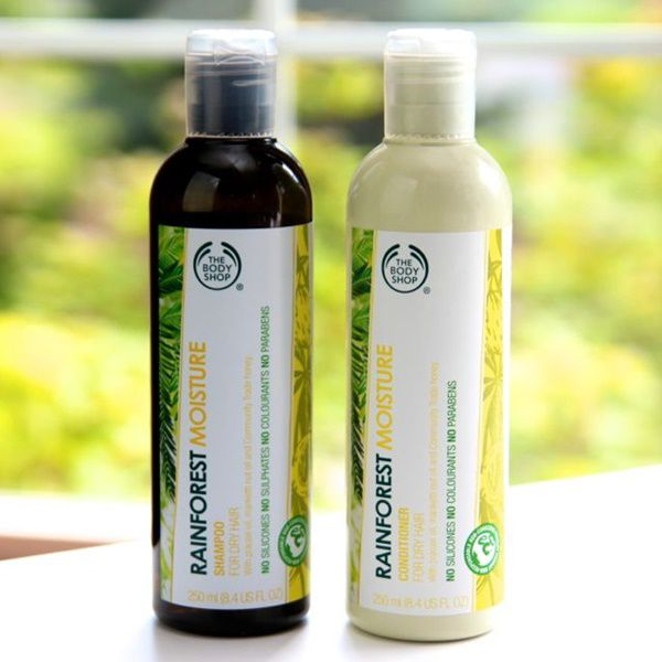 Dầu gội The Body Shop Rainforest Balance Shampoo