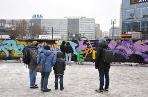Auf der Graffiti-Tour III