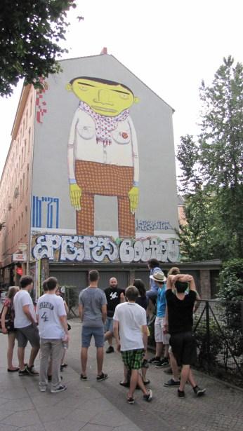 Auf der Graffiti-Tour V
