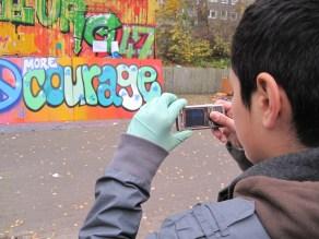 Auf der Graffiti-Tour IV