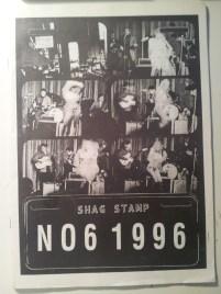 Shag Stamp #6 (1996)