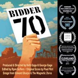 "Crítica do Filme ""Bidder 70"""