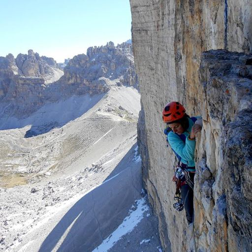 Dolomitas rocktrip: Como é escalar as grandes faces dos Alpes Italianos